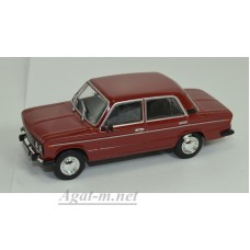 266-ДЕГ ВАЗ-2106 «Жигули» 1976-2006 гг. вишнёвый