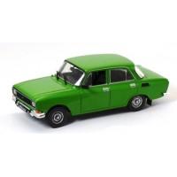 27-ДЕГ Москвич-2140 1976-1988 гг. зелёный