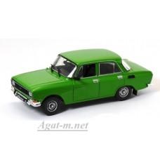 Москвич-2140 1976-1988 гг. зелёный