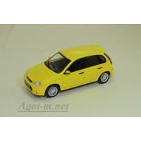 281-ДЕГ Lada Kalina Sport (ВАЗ-1119) с 2008 года жёлтый