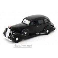84-ДЕГ ЗИС-101 1936-1940 гг. черный