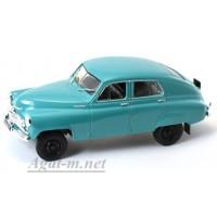 95-ДЕГ Горький-М72 1955-1958 гг. бирюзовый