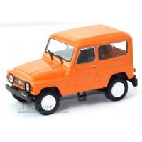 97-ДЕГ Москвич-2150 1973 г. оранжевый