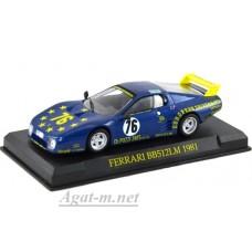51-ФЕР Ferrari BB512LM 1981