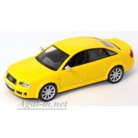 49-СК Audi RS 6, желтый