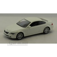 50-СК BMW-645 CI Coupe, белый