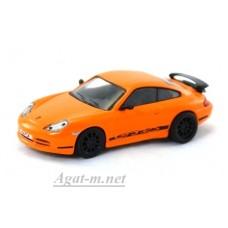 Масштабная модель PORSCHE 911 GT3