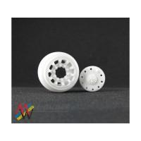 126-ПР Комплект дисков (без резины) Камский Мастер, 5шт.