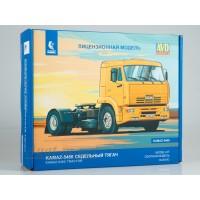 1444-КИТ Сборная модель КАМАЗ-5460 седельный тягач